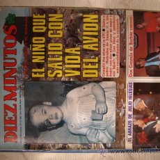 Coleccionismo de Revista Diez Minutos: REVISTA DIEZ MINUTOS . Lote 32790910