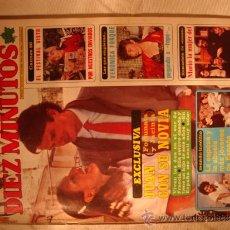 Coleccionismo de Revista Diez Minutos: REVISTA DIEZ MINUTOS . Lote 32791020
