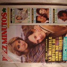 Coleccionismo de Revista Diez Minutos: REVISTA DIEZ MINUTOS TONY ISBERT. Lote 32791027