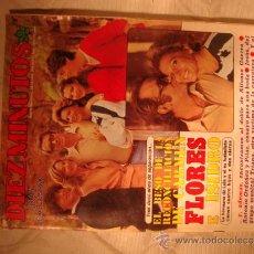 Coleccionismo de Revista Diez Minutos: REVISTA DIEZ MINUTOS . Lote 32791824