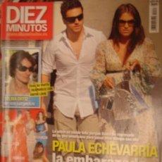 Coleccionismo de Revista Diez Minutos: DIEZ MINUTOS Nº 2961 AÑO 2008. Lote 34327180
