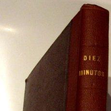 Coleccionismo de Revista Diez Minutos: REVISTA DIEZ MINUTOS JULIO-DICIEMBRE 1954. Lote 36012743