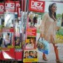 Coleccionismo de Revista Diez Minutos: REVISTA DIEZ MINUTOS 2980-3067-3075-3105-3106-3107-3109-3111-3112...DESDE AÑO 2008 HASTA 2011. Lote 39847385