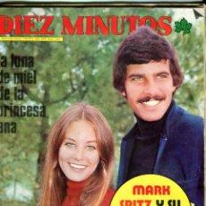 Coleccionismo de Revista Diez Minutos: DIEZ MINUTOS Nº 1162 MARX SPITZ MARIA CALLAS ETC.... LEER DESCRIPCION. Lote 41268859