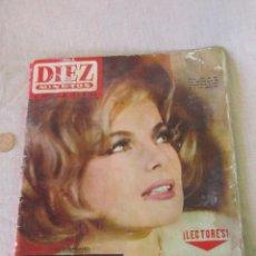 Coleccionismo de Revista Diez Minutos: DIEZ MINUTOS 3.ABRIL 1965. Lote 41657889
