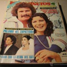 Coleccionismo de Revista Diez Minutos: REVISTA DIEZ MINUTOS. Nº. 1341. 7 MAYO 1977. BIGOTE ARROCET. PALOMO LINARES. CARMEN SEVILLA. Lote 51519342
