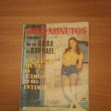 Coleccionismo de Revista Diez Minutos: REVISTA DIEZ MINUTOS - 22/ 7/ 1972- . Lote 42444282