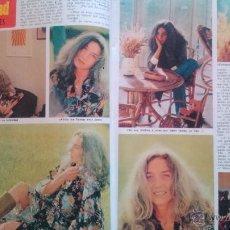 Coleccionismo de Revista Diez Minutos: RECORTES MARISA PAREDES. Lote 43119623