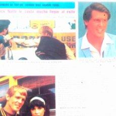 Coleccionismo de Revista Diez Minutos: RECORTES NICK NOLTE. Lote 43119649