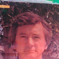 Coleccionismo de Revista Diez Minutos: POSTER ROCK HUDSON. Lote 43119785