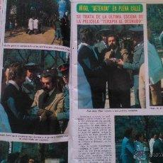 Coleccionismo de Revista Diez Minutos: RECORTES DE IÑIGO CARMEN SEVILLA. Lote 43157299