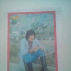 Coleccionismo de Revista Diez Minutos: POSTER TONY RONALD DE LA REVISTA DIEZ MINUTOS SIN DOBLAR (40 X 27 CM.). Lote 43768492