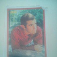 Coleccionismo de Revista Diez Minutos: POSTER ANGEL ARANDA DE LA REVISTA DIEZ MINUTOS SIN DOBLAR (40 X 27 CM.). Lote 43768653