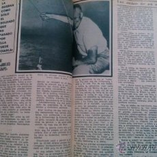 Coleccionismo de Revista Diez Minutos: RECORTES EISENHOWER. Lote 43940932