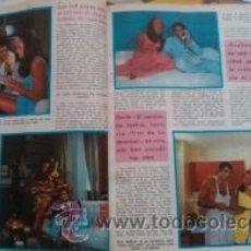 Coleccionismo de Revista Diez Minutos: RECORTES JUAN LUIS GALIARDO. Lote 43944502