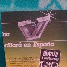 Coleccionismo de Revista Diez Minutos: RECORTES DE THE BEATLES LOS JOHN LENNON - GEORGE HARRISON - PAUL MCCARTNEY - RINGO STARR. Lote 43956066
