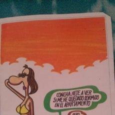 Coleccionismo de Revista Diez Minutos: RECORTES FORGES. Lote 44050734