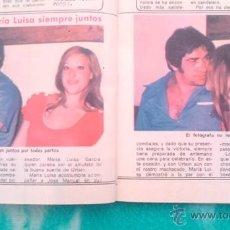 Coleccionismo de Revista Diez Minutos: RECORTES URTAIN. Lote 44050945