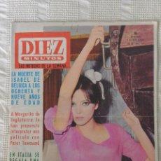 Coleccionismo de Revista Diez Minutos: REVISTA DIEZ MINUTOS Nº 745 4 DICIEMBRE 1965. Lote 46925868