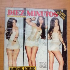 Coleccionismo de Revista Diez Minutos: DIEZ MINUTOS 1975 Nº 1232 MARIA JOSE CANTUDO ( B). Lote 51462436