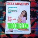 Coleccionismo de Revista Diez Minutos: REVISTA DIEZ MINUTOS / SOLEDAD MIRANDA, CRISTINA GALBO, SALVADOR DALI, MARISA MELL, STEVE MC QUEEN. Lote 160114868