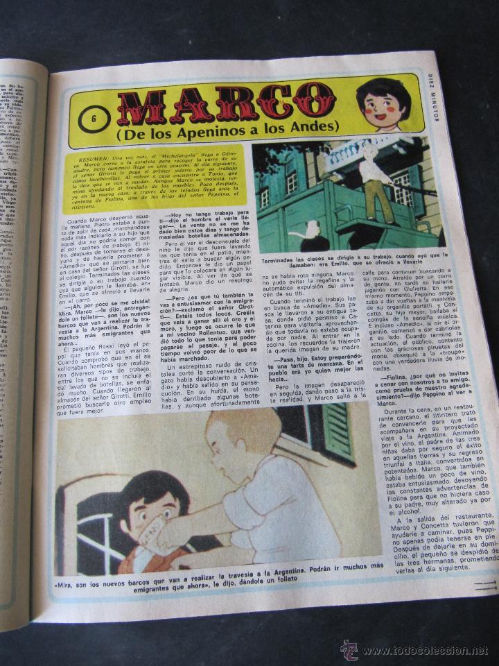 Coleccionismo de Revista Diez Minutos: REVISTA DIEZ MINUTOS. Nº 1334. AÑO 1977. PALOMO LINARES. NADIUSKA. COMIC: MARCO, SERIE DE TVE - Foto 2 - 53097253