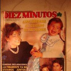 Coleccionismo de Revista Diez Minutos: REVISTA DIEZ MINUTOS . Lote 32791024