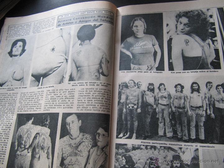 Coleccionismo de Revista Diez Minutos: DIEZ MINUTOS 76 ELVIS PRESLEY RAPHAEL BEATLES MARIA JOSE CANTUDO MONICA RANDALL DEMIS ROUSSOS - Foto 4 - 144947441