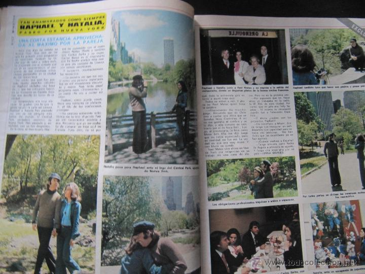 Coleccionismo de Revista Diez Minutos: DIEZ MINUTOS 76 ELVIS PRESLEY RAPHAEL BEATLES MARIA JOSE CANTUDO MONICA RANDALL DEMIS ROUSSOS - Foto 7 - 144947441