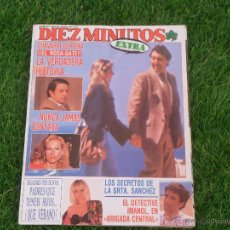 Coleccionismo de Revista Diez Minutos: MARTA CHAVARRI - MARTA SANCHEZ - SYDNE ROME - BARBARA DE ROSSI ... DIEZ 10 MINUTOS EXTRA 1989. Lote 54066406