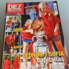 Coleccionismo de Revista Diez Minutos: DIEZ MINUTOS. Lote 54252352