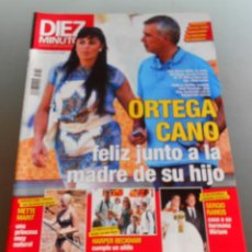 Coleccionismo de Revista Diez Minutos: DIEZ MINUTOS. Lote 54252746