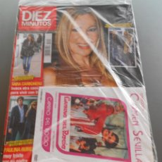 Coleccionismo de Revista Diez Minutos: DIEZ MINUTOS 2011. Lote 54789957