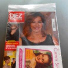 Coleccionismo de Revista Diez Minutos: DIEZ MINUTOS 2011. Lote 54789995