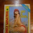 Coleccionismo de Revista Diez Minutos: DIEZ MINUTOS EXTRA PRIMAVERA 1977. RAPHAEL, CARMEN CERVERA. POSTERS CURRO JIMÉNEZ Y CINZIA MONREALE. Lote 54832744