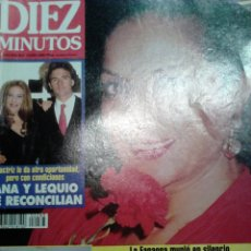 Collectionnisme de Magazine Diez Minutos: REVISTA DIEZ MINUTOS 2283. Lote 59648628