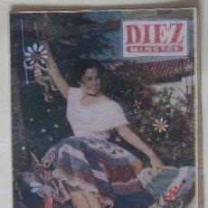Coleccionismo de Revista Diez Minutos: REVISTA DIEZ MINUTOS - CARMEN SEVILLA. Lote 59977575