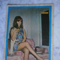 Coleccionismo de Revista Diez Minutos: POSTER DIEZ MINUTOS ROSA MORENA. Lote 60599543
