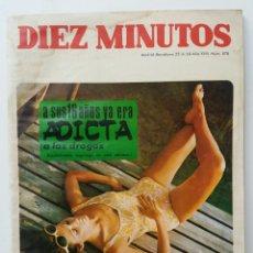 Coleccionismo de Revista Diez Minutos: DIEZ MINUTOS JUNIO 1968. Lote 62895046