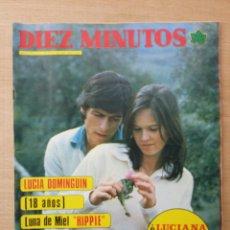 Coleccionismo de Revista Diez Minutos: DIEZ MINUTOS ABRIL 1975. Lote 68653497