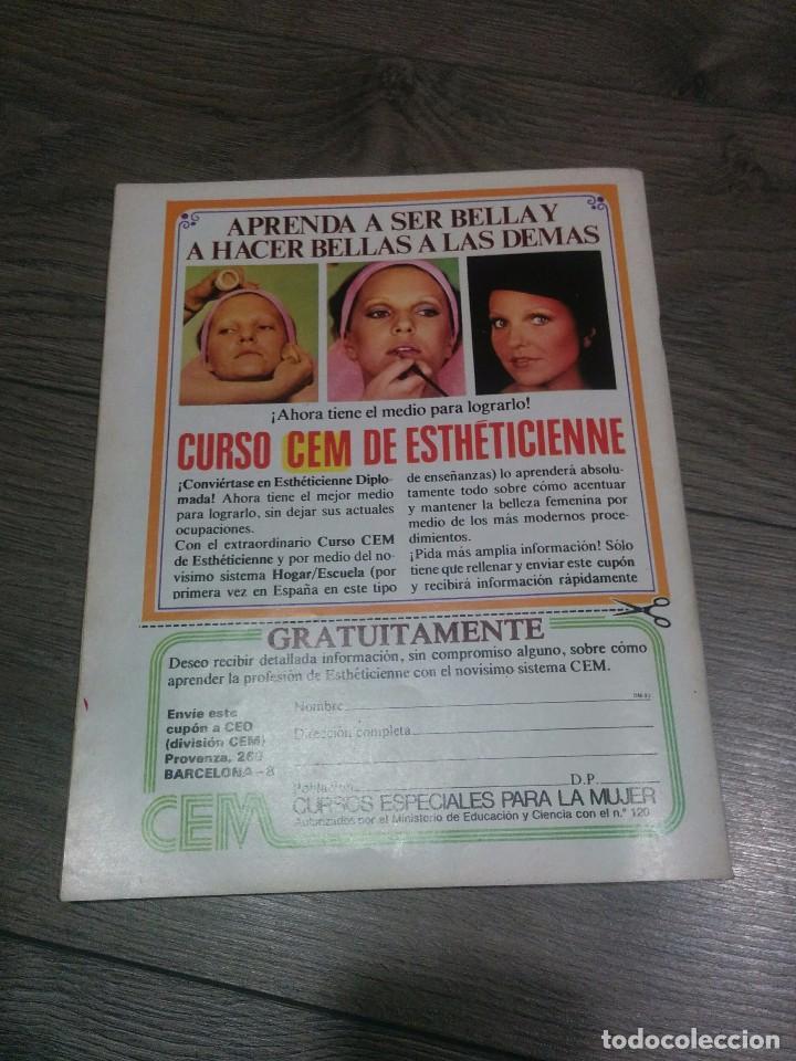 Coleccionismo de Revista Diez Minutos: Revista Antigua ( diez minutos) año 1975 - Foto 5 - 71827955