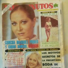 Coleccionismo de Revista Diez Minutos: REVISTA DIEZ MINUTOS 1982. Lote 83861923