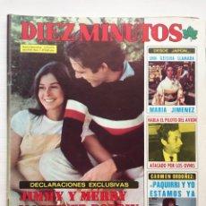 Coleccionismo de Revista Diez Minutos: DIEZ MINUTOS AÑO 1979 / N 1475. Lote 83892856