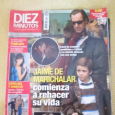 Coleccionismo de Revista Diez Minutos: REVISTA 'DIEZ MINUTOS', Nº 2938 AÑO 2007. . Lote 84962404