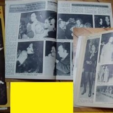 Coleccionismo de Revista Diez Minutos: REVISTA DIEZ MINUTOS 1971 ROCÍO DÚRCAL. Lote 90004828