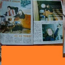 Coleccionismo de Revista Diez Minutos: REVISTA DIEZ MINUTOS 1970 ROCÍO DÚRCAL. Lote 90008728