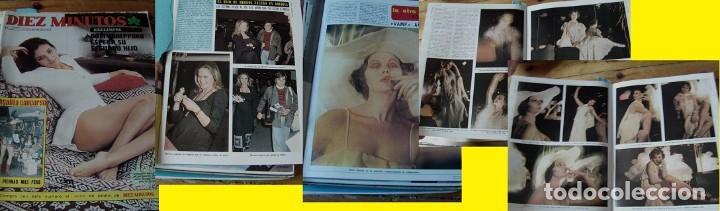 REVISTA DIEZ MINUTOS 1974 - MARISOL ROCÍO DÚRCAL (Coleccionismo - Revistas y Periódicos Modernos (a partir de 1.940) - Revista Diez Minutos)
