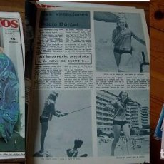 Coleccionismo de Revista Diez Minutos: REVISTA DIEZ MINUTOS 1968 ROCÍO DÚRCAL. Lote 90026048