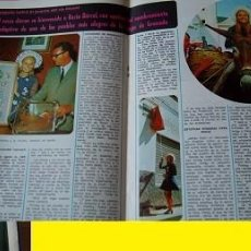 Coleccionismo de Revista Diez Minutos: REVISTA DIEZ MINUTOS 1968 ROCÍO DÚRCAL. Lote 90059512