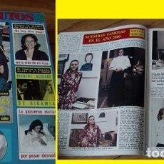Coleccionismo de Revista Diez Minutos: REVISTA DIEZ MINUTOS 1979 ROCÍO DÚRCAL. Lote 90059772